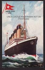World War I (1914-18) Collectable Cruise Liner Postcards