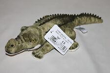 uni toys Krokodil Alligator Stofftier Kuscheltier Schmusetier 35cm RAR TOP