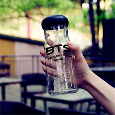 BTS BANGTAN BOYS Portable Water Bottle SUGA JIMIN J-HOPE Lemon Milk Juice Cup