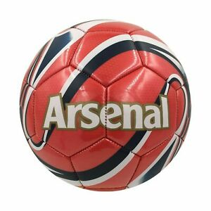 ARSENAL FC OFFICIALLY LICENSED SIZE 5 SOCCER BALL FREE SHIPPING USA