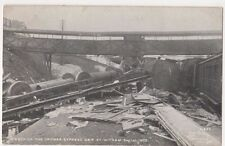 Wreck of The Cromer Express at Witham Essex Fred Spalding 638 Postcard #2 B739