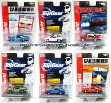 AUTO WORLD 1/64 SCALE LICENSED PREMIUM RELEASE A SET OF 6 AW64013/12A