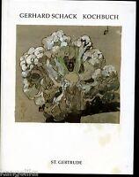 Gerhard Schack--Kochbuch--St. Gertrude--