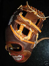 "NWT LOUISVILLE SLUGGER ICON IC1125 BASEBALL GLOVE 11.25"" RH $199.99 MADE IN USA"