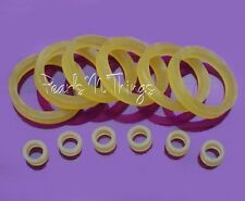 """Rubberbands For Restringing 8"""" Doll Arms & Head To Legs Rubber Bands"""