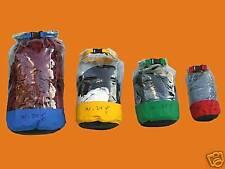 Wasserdichter Packsack wasserdicht 20l klar/gelb Mr.Dry