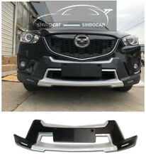 Car Styling Front Bumper Protector Plate Guard Trim For Mazda CX-5 2012-2016 New