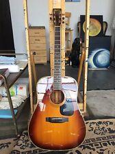 Morris Vintage lawsuit sunburst D28 dreadnought acoustic guitar