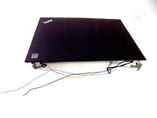 """Lenovo ThinkPad T470 OEM 14"""" Complete Matte Screen Display Assembly Non Touch"""