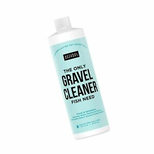 Natural Rapport Aquarium Gravel Cleaner - The Only Gravel Cleaner Fish Need -...