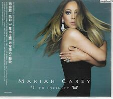 Mariah Carey #1 To Infinity China CD w/OBI Sealed