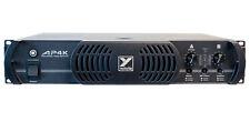 YORKVILLE AP4K 3600w Bridged Rackmount Amplifier