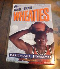 Wheaties Cereal Box/Michael Jordan/Chicago Bulls