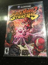 Super Mario Strikers (Nintendo GameCube, 2005 Brand new Factory sealed