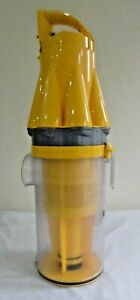 dyson DC 07 - Cyclone and bin - yellow - reinforced handle -  free postage