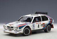 88620 AUTOart 1:18 Lancia Delta S4 1986 #4 Tour De Corse