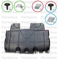 Kit de clips cache protection sous moteur FIAT Grande Punto Evo & PUNTO