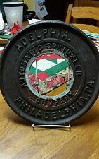 Vintage Adelphia Automatic Sprinkler Company Philadelphia, PA Aluminum Cast Ring