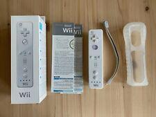Nintendo Wii Remote Controller, deutsch, komplett OVP, top Zustand