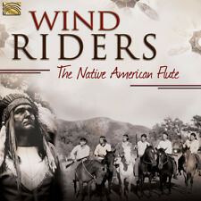 Sarah Ash - Wind Riders: The Native American Flute [Arc Music]