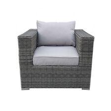 Sessel aus Polyrattan