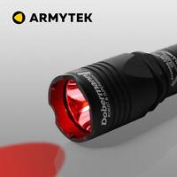 Armytek Dobermann Rotlicht LED Taktische Taschenlampe für Jäger