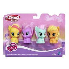 Playskool Friends My Little Pony Friendship Confezione da 4