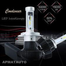 1x  8000LM Car Motorcycle  H4 9003 HB2 HI/Lo Beam Headlight Front Lamp Bulb Kit