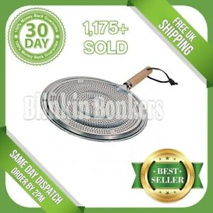 SIMMER RING HEAT DIFFUSER REDUCER TAGINE PAN MAT GAS ELECTRIC HOB COOKER STOVE