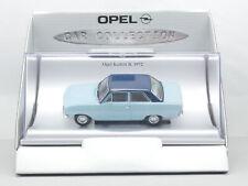 Schuco Opel Kadett B Car Collection Werbemodell 1:43 NEU! OVP 1609-20-13
