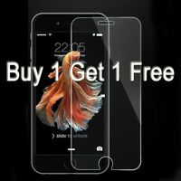 FOR APPLE IPHONE 7PLUS/8 PLUS -100% GENUINE TEMPERED GLASS Film SCREEN PROTECTOR