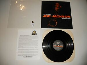 Joe Jackson Body & Soul QUIEX Grundman Analog '84 EXC 1st ULTRASONIC Clean