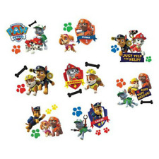 Paw Patrol Temporary Tattoos Kids Birthday Prize Party Favours Bag Filler 8pk