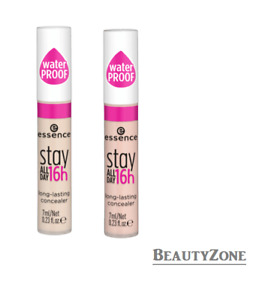 essence stay ALL DAY 16h longlasting CONCEALER WATERPROOF - CHOOSE YOUR SHADE