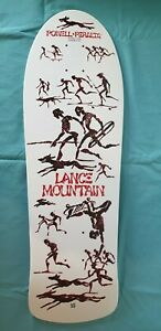 Powell Peralta Lance Mountain Series 9 Bones Brigade Skateboard Deck