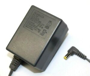 Panasonic PQLV207 AC Adapter Power Supply for Home Telephone Output 6.5V 500mA