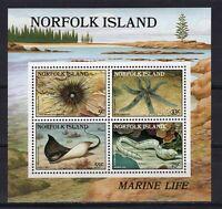 NORFOLK ISLAND - 1986 Marine Life   M2230
