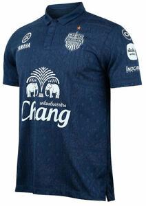 2021 Authentic Buriram United Thailand Football Soccer League Jersey Shirt Blue