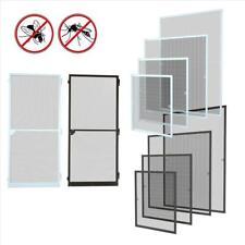 Klemmfix Fliegengitter Fenster Tür Insektenschutz Gitter Fenster Alu Rahmen