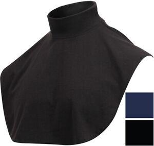 Mock Turtleneck Dickie High Collar Warm Neck Protection Police Duty Uniform Top