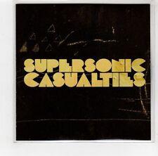 (GI343) Supersonic Casualties, The Delta Riggs - DJ CD