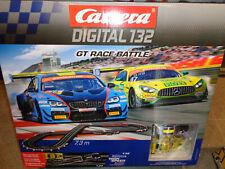 Carrera Digital 132 20030011 GT Race Battle Rennbahn