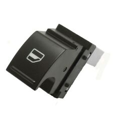 ELECTRIC WINDOW SWITCH PASSENGER SIDE FOR VW GOLF MK5 CADDY JETTA PASSAT POLO