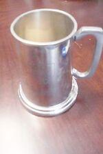 Irish Pewtermill Trimolin Moone Beer  Mug glass bottom