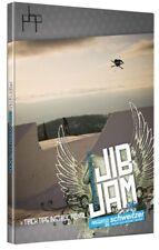 Jib Jam + Trick Tip (Instructional) Ski DVD Movie Film by Poor Boyz - New!
