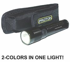New listing Custom Uv Proton Pro - Safety Led Flashlight With Shealth (Uv and Red Light)