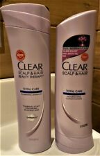 Clear Scalp & Hair TOTAL CARE Nourishing Shampoo & Conditioner AUTHENTIC NEW HTF