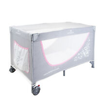 Caretero Mosquito Net for Playpens and Travel Cots