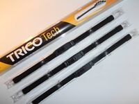 3Set Fit Nissan Elgrand (E50)1995-2002 Quality TRICO Wiper Blades Front & Rear