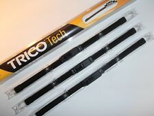 3Set Fit Honda Quality TRICO Wiper Blades Front and Rear.Great Upgrade